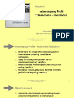 Intercompany Sales and Foreign Exchange Transactions