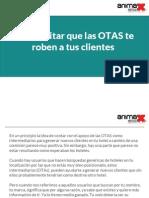 Como evitar que las OTAS te roben a tus clientes