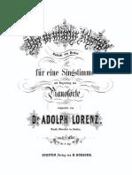 Adolph Lorenz - Der Deutsche Rhein