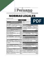 Normas Legales 10-03-2015 - TodoDocumentos.info