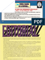 Ovnis a Traves de La Historia 1990.06.25 - El Dia - R-080 Nº030 - Reporte Ovni