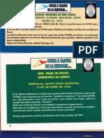 Ovnis a Traves de La Historia... R-080 Nº019 - Reporte Ovni