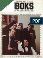 Dzuboks No 035 1977