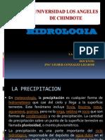 Hidrologia Clase 4 Precipitacion