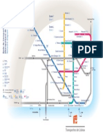 Rede de Transportes Metro de Lisboa
