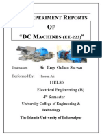 DC Machine Lab manuals 11 ES 80.docx