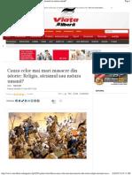 Cauza celor mai mari masacre din istorie_ Religia, ateismul sau natura umana_.pdf