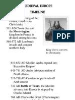 13 14 medieval europe timeline