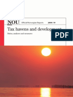 Norway Tax Havens Report