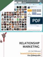 Relationship Marketing@Lili Adi Wibowo