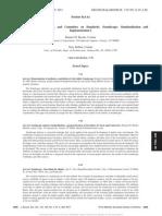 Complex Demodulation of Broadband Cavitation Noise