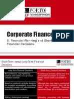 Lecture Short-Term Financial Decisions