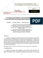 Controller Design and Optimized System Analysis for Standard Dexterous Arm Model