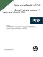 Guia de Instalaciuon y Configuracion de HPUX 11i