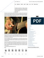 Cara Belajar Gitar Dan Kunci Gitar Untuk Pemula - Bibeh