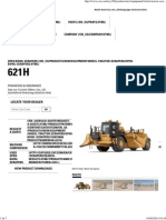 Cat _ 621H Wheel Tractor-Scraper _ Caterpillar