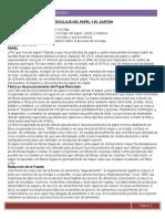 Reciclaje Del Papel y El Carton Sadad