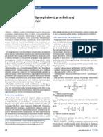 Analiza numeryczna fali przepięciowej przechodzącej przez transformator SN/nN