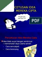2.2 Pencetusan Idea