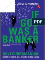 If God Was a Banker - Ravi Subramanian