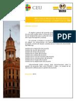 Programa de Direccion de Proyectos. Gestion Avanzada de Proyectos Desde La Perspeciva Del PMI