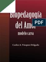 Libro Biopedagogia Del Amor Modelo Carva