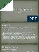 18 - cancer project joshua jones