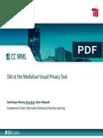 dai at the mediaeval visual privacy task.pdf