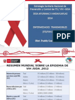 IE - ITS,VIH-SIDA