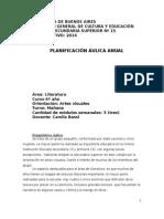 Planificación Anual Escuela 15