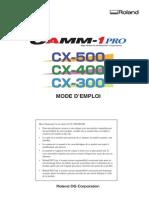 CX-500 400 300