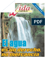 Revista Vida Laboral 39 - Honduras