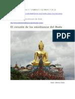 El corazón de las enseñanzas del Buda. Las bases..doc