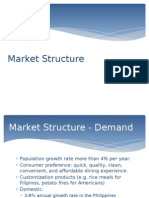 Market and Financial Structure