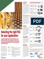 Selecting Plcs July 08