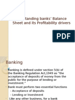 Group 3_Understanding Banks' Balance Sheet and Its Profitability Drivers