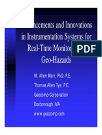 Adv & Innov in Instrumentation Syst for Real-Time Monit of Geo-Hazards - Presentation (59)