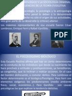 EL PSICOLOGISMO BIOLÓGICO DE CÉSARE LOMBROSO.pdf