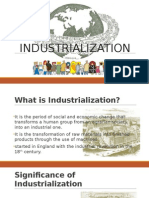 Industrialization (Revised)
