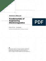 전자기학 David k Cheng