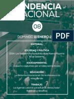 Tendencia Nacional N°8