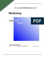 AutoForm Hydro