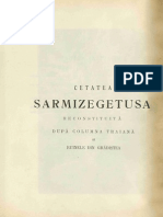 TEOHARI ANTONESCU- CETATEA SARMIZEGETUSA RECONSTRUITA