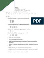 lista de microcontroladores