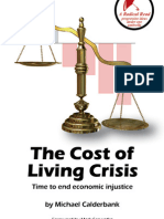 The Cost of Living Booklaunch