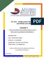 tinjauanpenggunaanblogdikalanganpelajardalambidangpendidikan-121119201407-phpapp01
