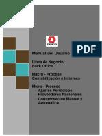 01 GL - Contabilización e Informes