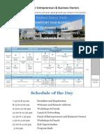 Program Workshops Grow 2015