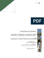 MaterialEsy Formas Constructivas Roma