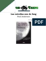 Anderson, Poul - Las Estrellas Son de Fuego